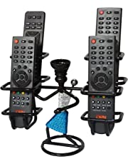 orchid engineers Iron Remote Stand for TV and AC (Black)