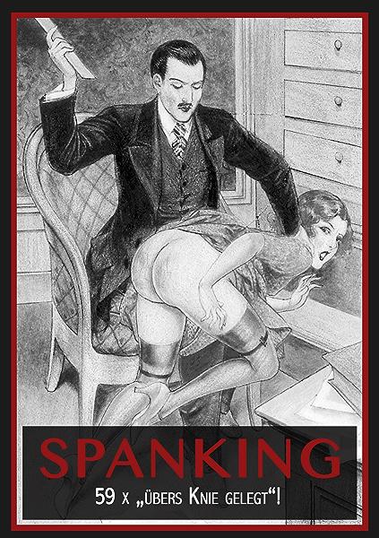 Und versohlt knie gelegt übers spankinggeschichten