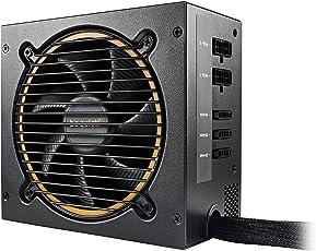 be quiet! Pure Power 10 cm ATX 500W PC Netzteil BN277 mit Kabelmanagement