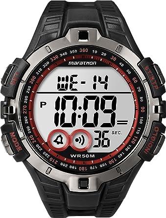 timex men s t5k423 quartz watch lcd dial digital display and timex men s t5k423 quartz watch lcd dial digital display and black resin strap timex amazon co uk watches