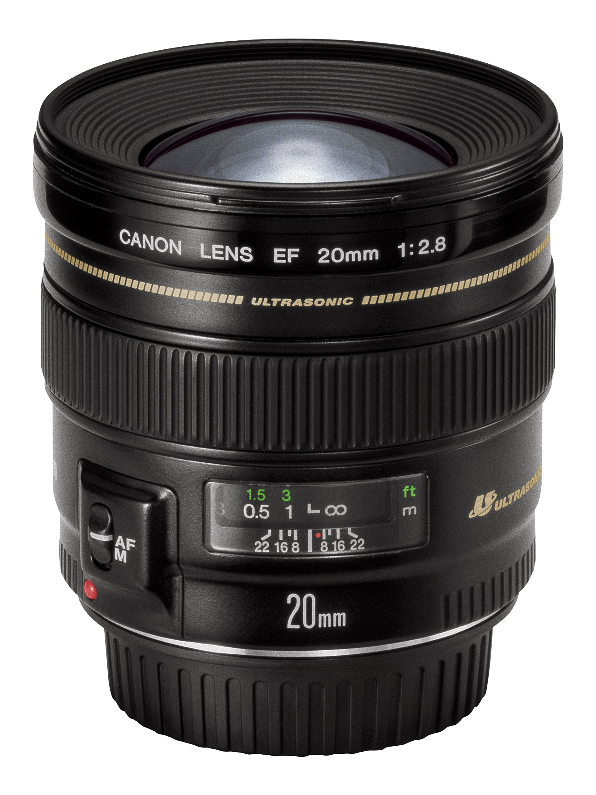 Canon EF 20 mm f/2.8 USM Obiettivo