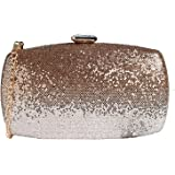 Lino Perros Leatherette Clutch