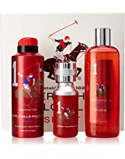 Beverly Hills Polo Club Gift Set 1 for Men (Eau De Toilette, shower gel and Deodorant)