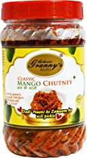 Authentic Granny's Recipes Classic Mango Chutney Pickle 500gms