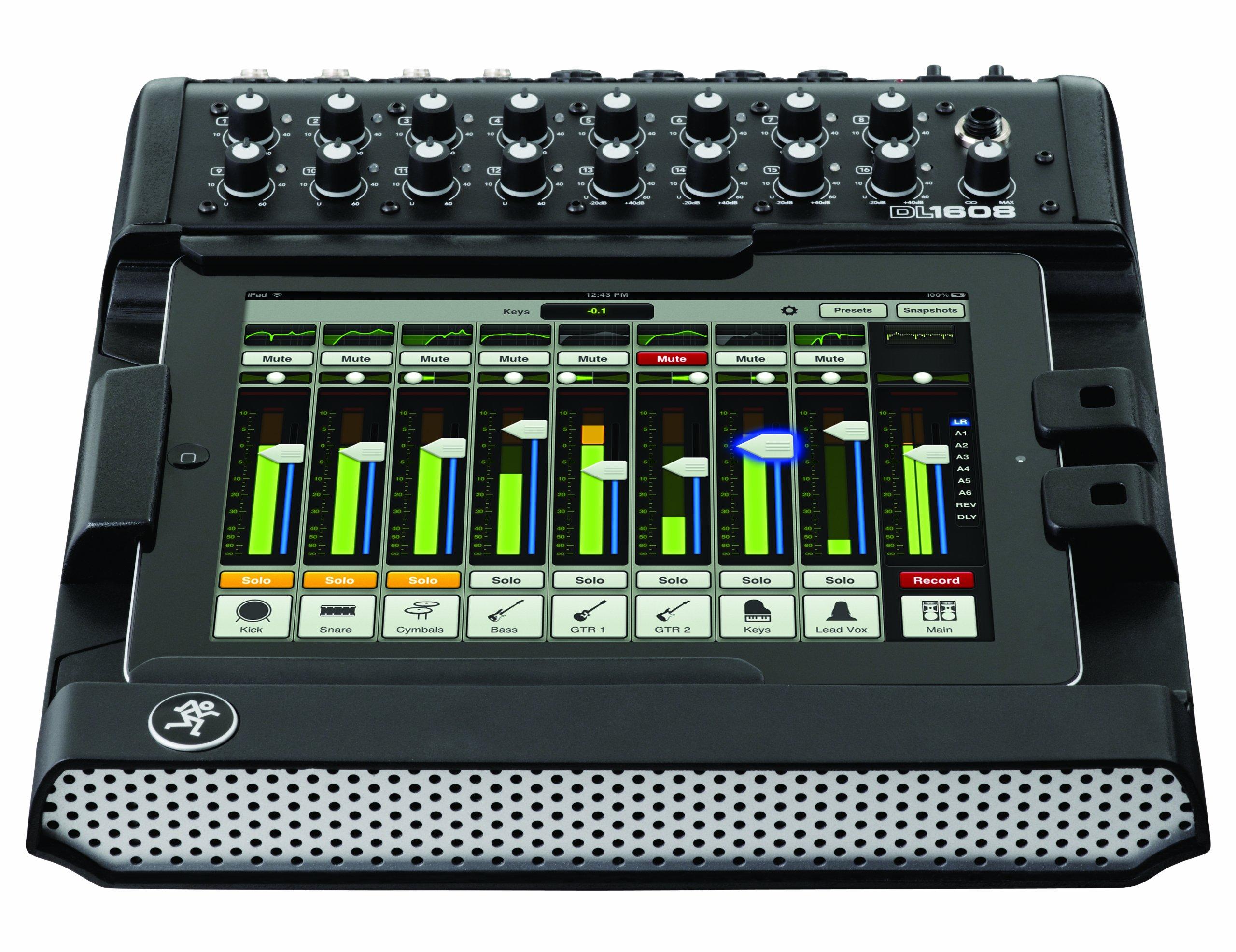 Mackie DL1608 DJ console