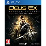 Deus Ex: Mankind Divided - Day-One Edition - PlayStation 4