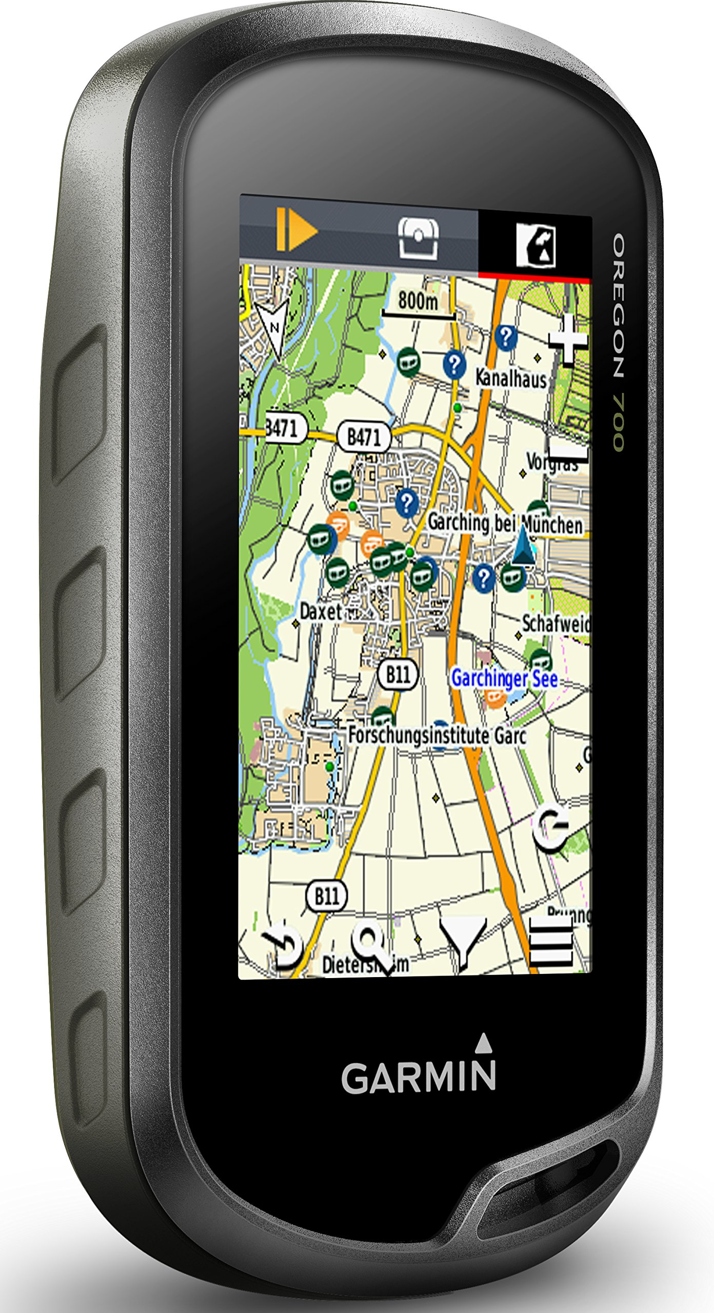 Garmin Oregon 700 Handheld GPS Navigation System 6