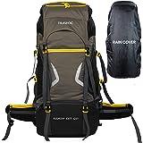 TRAWOC 65 L Travel Backpack for Hiking Trekking Bag Camping Rucksack MHK002 1 Year Warranty