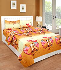New 3D Bedsheet Like Cotton Feel