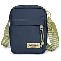 Eastpak The One Borsa A Tracolla, 21 Cm, 2.5 L, Blu (Blakout Strip Icy)
