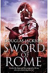 Sword of Rome: (Gaius Valerius Verrens 4) Kindle Edition