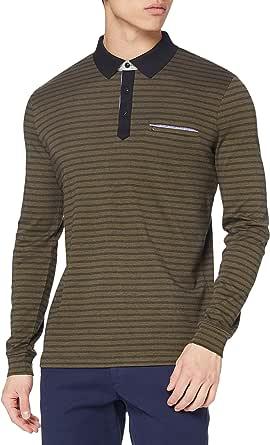 Pierre Cardin Men's Langarm Poloshirt Polo Shirt