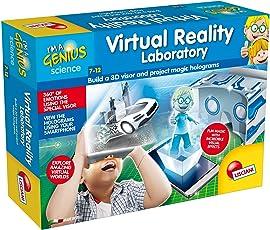 Lisciani I'M A Genius Virtual Reality Toy Laboratory Kit