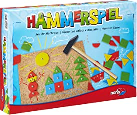Noris Spiele 606049101 - Hammerspiel Kinderspiel