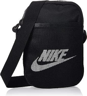 Nike NK HERITAGE S SMIT Pochette/Borselli uomini Nero Pochette/Borselli