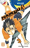 Haikyu !! - Les As du volley T03