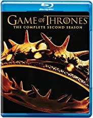Game of Thrones Complete Second Season on Blu-ray with dts-HDMA