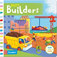 Busy Builders (Busy Books)
