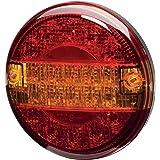 HELLA 2SD 357 026-001 Heckleuchte - Valuefit - LED - 12/24V - links/rechts