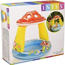 Intex Mushroom Baby Pool, Blue