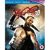 300: Rise Of An Empire [Blu-ray 3D + Blu-ray + UV Copy] [2013] [Region Free]