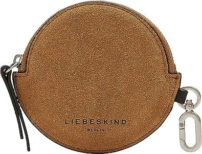 Liebeskind Berlin Turlington Pendant Round, light tan , onesize (HxBxT 10.5 cm x 11.0 cm x 1.7cm), Light Tan - 8737