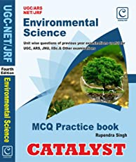 UGC NET Environmental Science MCQ Practice Book, Fourth Edition