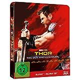 Thor: Tag der Entscheidung (inkl. 2D, Steelbook) [3D Blu-ray]
