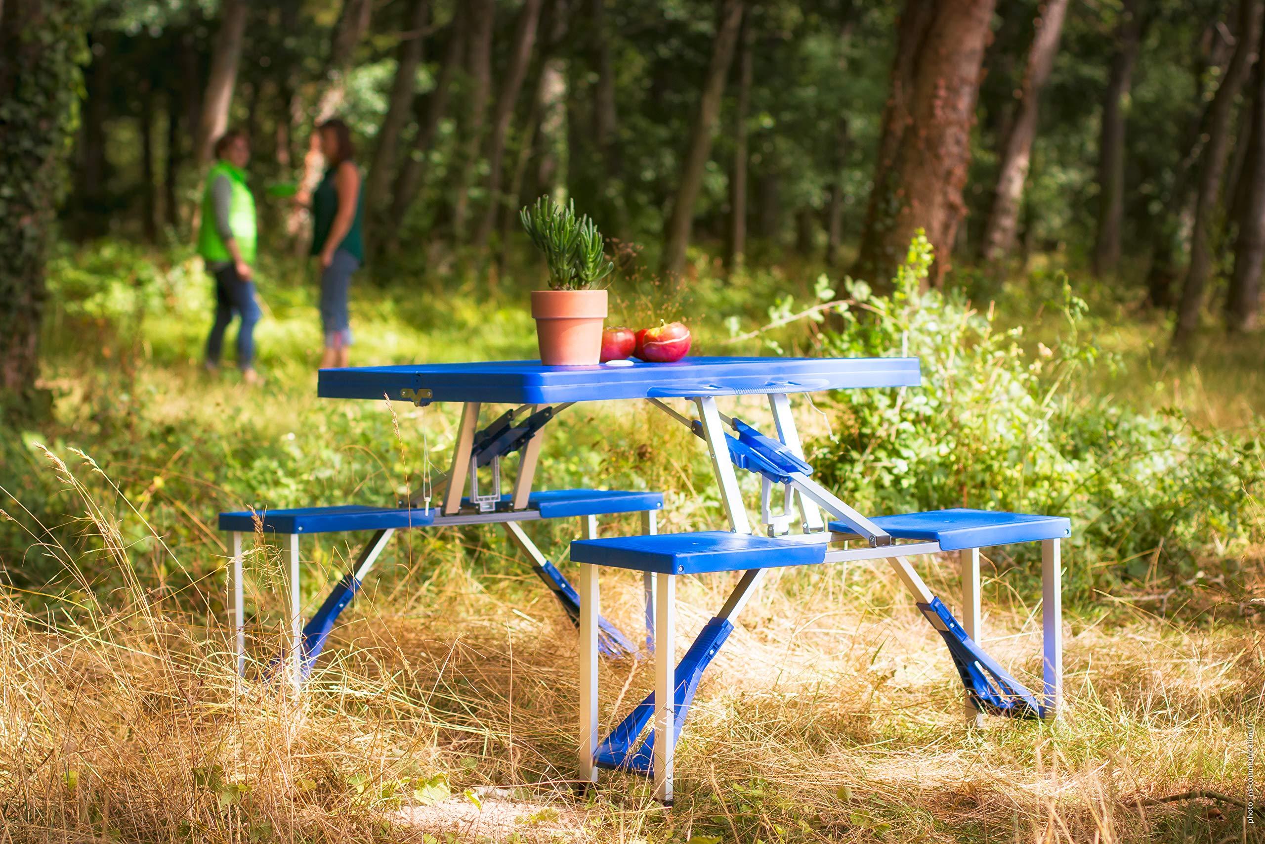 Cao Table 4 Mesa para Acampada