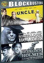 The Man From U.n.c.l.e., Sherlock Holmes & Sherlock Holmes: A Game Of Shadows