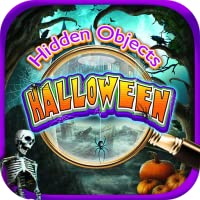 Hidden Objects Halloween Mystery and Haunted Object Quest Spy & Spot Differences Autumn Fall Spooky Ghost Game