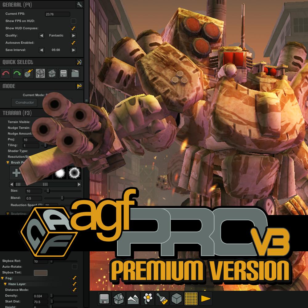 AGFPRO + PREMIUM Mac [Online Code]