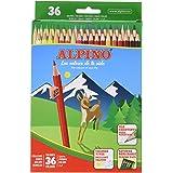 Alpino AL000600 - Lápices, 36 unidades