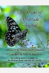 52 Weeks of Gratitude Journal Kindle Edition