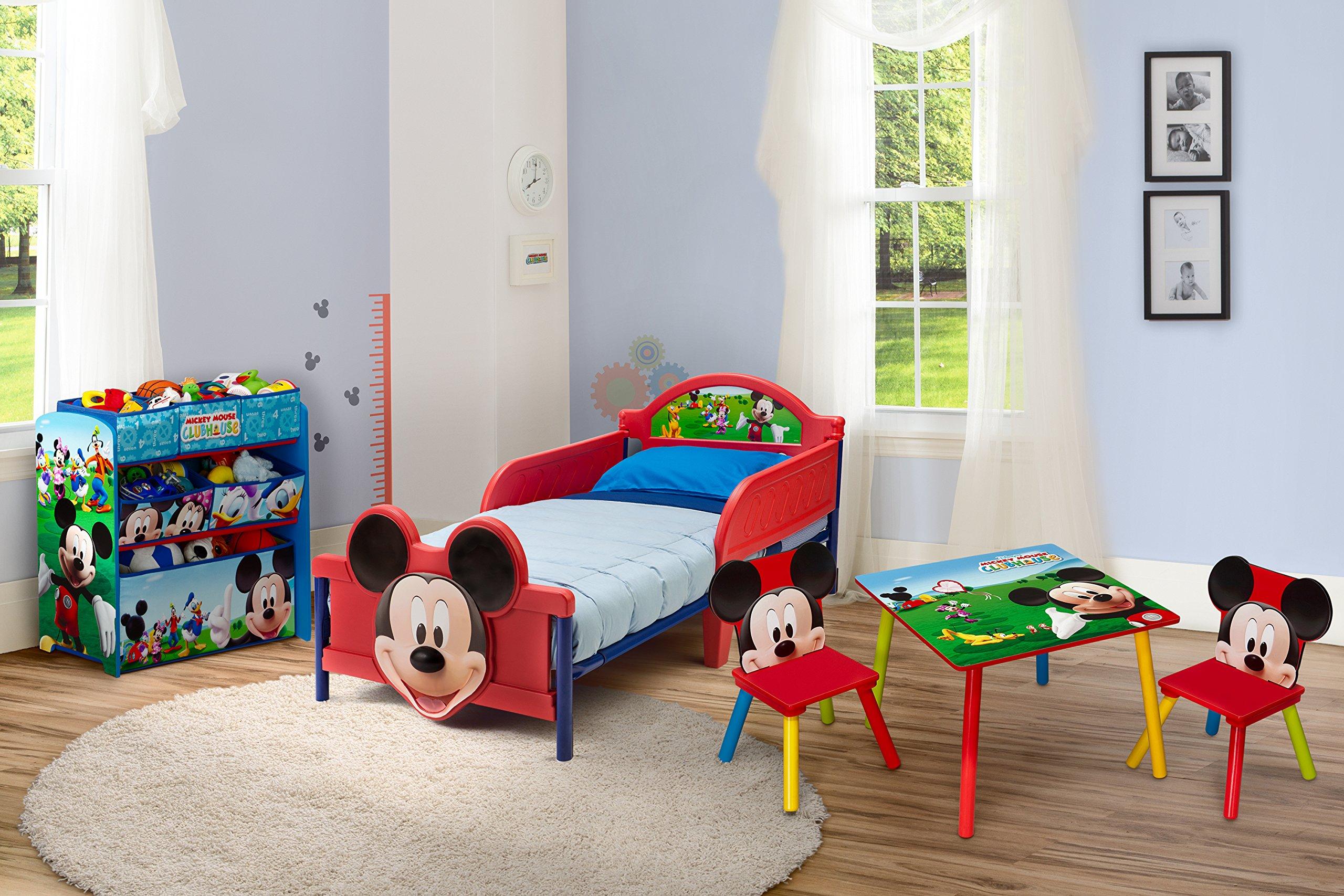 Disney lettino per bambini mickey mouse casame