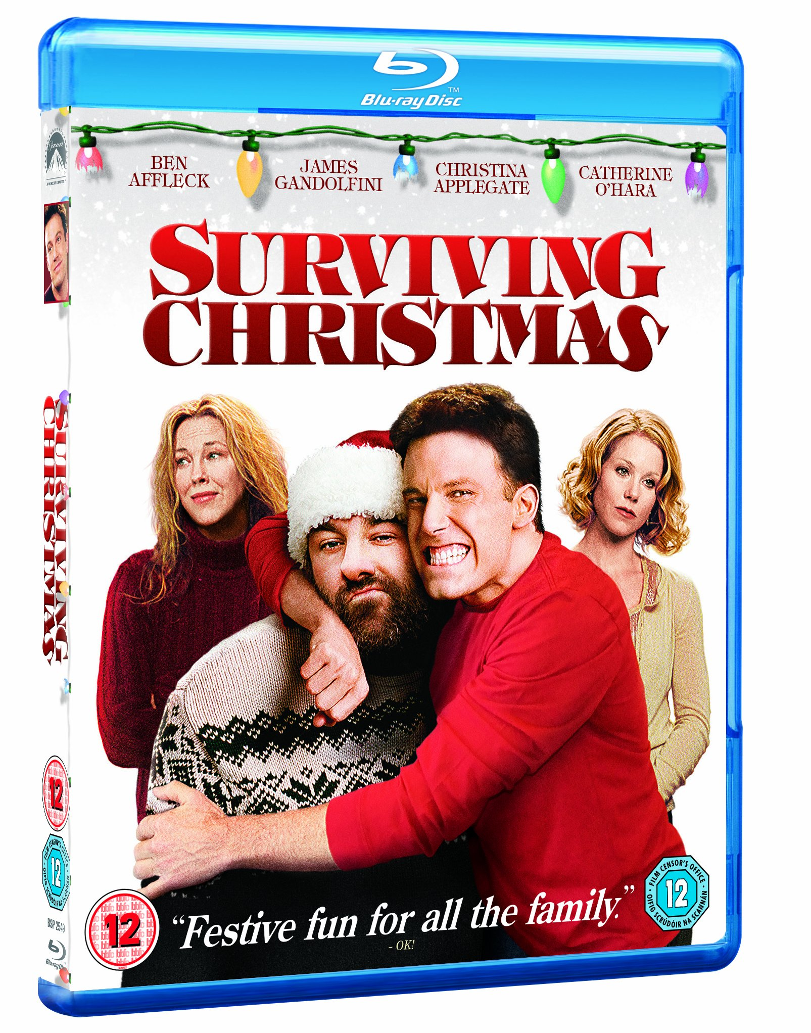 Surviving Christmas [Blu-ray] [Region Free]