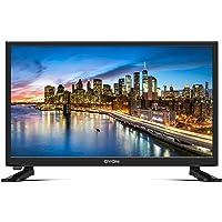 DYON Move 20 TV 49,4 cm (20 Zoll) Fernseher (HD, Triple Tuner (DVB-C/-S2/-T2), Hotelmodus, PC-Monitor-Anschluss…