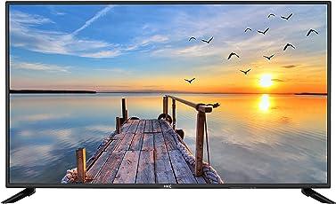 HKC 43 F6 43 inches (109 cm) LED TV (Full HD, triple tuner, DVB-T2 / T / C / S2 / S, H.265 hevc, CI +, multimedia player Via USB) [Class of energy efficiency A] [Energy Class A]