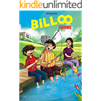 BILLOO AND FISHING: BILLOO COMICS