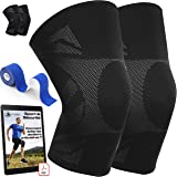 Genouillère Sport X2 Genouillere Arthrose Rotulienne Running Protection Genou Adulte Protege Genoux Ligamentaire Accessoires
