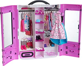 Barbie Fashionistas Ultimate Closet (Purple)