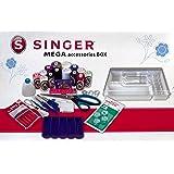 Singer Megabox Kit d'Accessoires Complet pour Couture