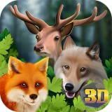 Best Animal World Mooses - Wild Animals World: Forest Simulator | Predator Exploration Review