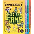 Minecraft: Into the Game – The Woodsword Chronicles Collection