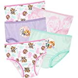 Paw Patrol Girls Skye and Everest Knickers Pack of 5
