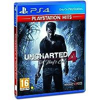 Uncharted 4 TE Hit (PS4)