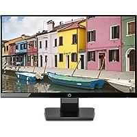 HP 22w Monitor per PC, Schermo 22 Pollici IPS Full HD, Risoluzione 1920 x 1080, Micro-Edge, Antiriflesso, Tempo di Risposta 5 ms, Comandi sullo Schermo, HDMI e VGA, Reclinabile, Nero