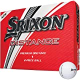Srixon Distance 9 {OLD MODEL} - Dozen Golf Balls - High Velocity and Responsive Feel - Resistant and Durable - Premium Golf A