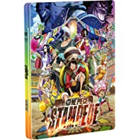 One Piece : Stampede-Edition Combo Collector BR/DVD [Boitier métal] [Blu-Ray]