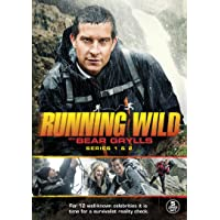 Bear Grylls Running Wild: Seasons One & Two [DVD]
